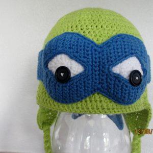 Opskrift på Ninja Turtle hue