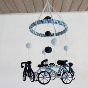 Opskrift på cykel