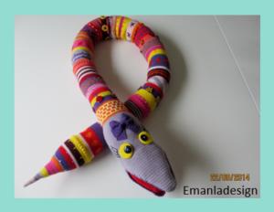 Slangen Zelma