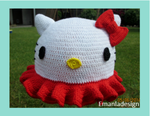 Hello Kitty hat – 48 cm