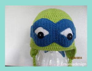 Ninja Turtle hue