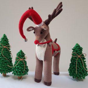 Rensdyret Rudolph
