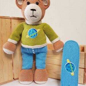 Bruno – The Skateboard Dude