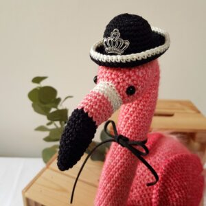 Freddy Flamingo