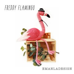 Freddy Flamingo