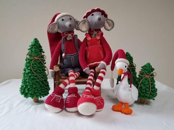 25. - 31. december er der 25 % på alle juleopskriftere
