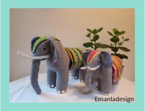 Elefanterne Elmer og Elvira