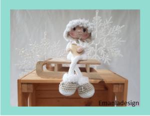 En Lille Vinter Engel